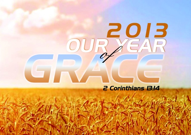 2013 Our Year of Grace