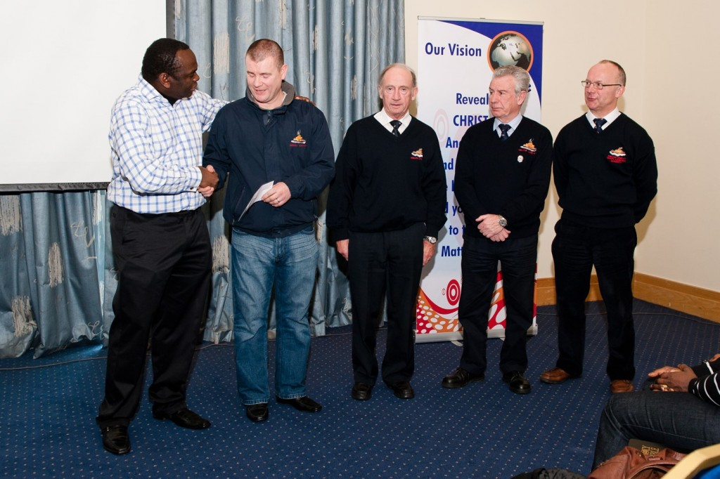 Arklow Lifeboats Community Outreach 23rd Feb. 2014
