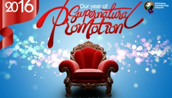 2016 - Year of Supernatural Promotion