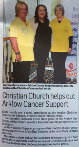 Super Sunday - Arklow Cancer Support Group