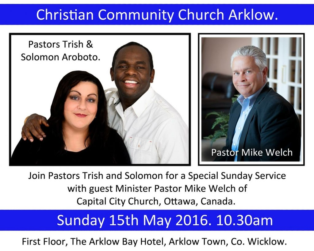 Special Sunday with Pastor Mike Welch