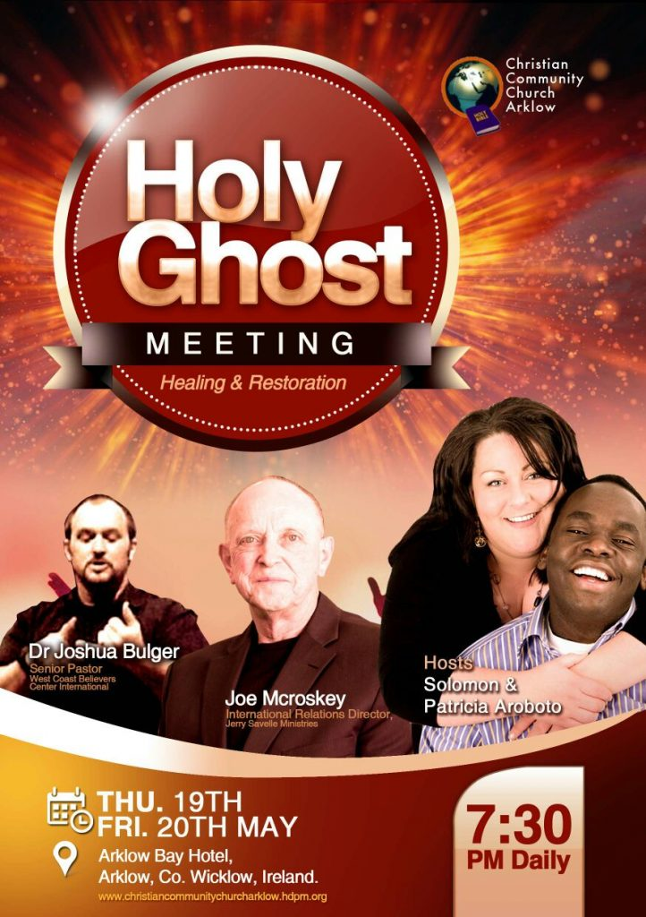 Holy Ghost Meeting