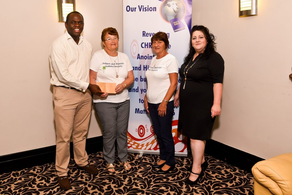 Arklow and District Asthma Society - August 2016 1