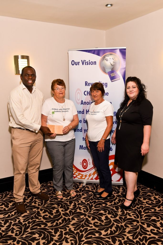 Arklow and District Asthma Society - August 2016 2