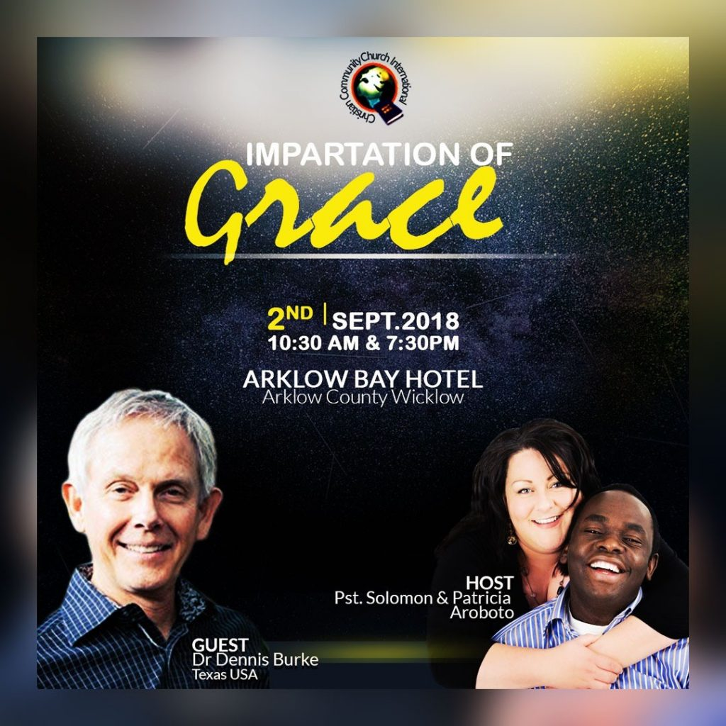 Impartation of Grace